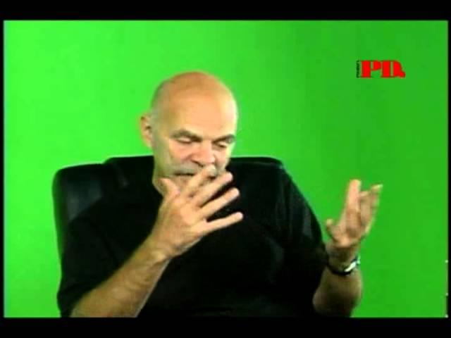 Entrevista a Martin Caparros por Eloy Garza (2a. Parte)