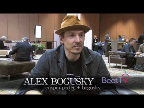 Ad Impresario Alex Bogusky on Technology, the Future, and Cool Ads