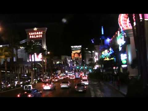 Las Vegas Strip Day And Night View | Las Vegas Tourism Video | Las Vegas 2015