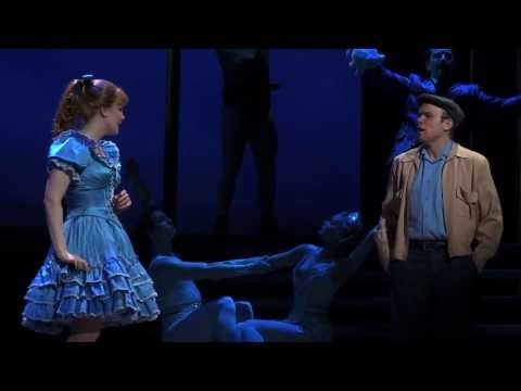"""Time Stops"" from BIG FISH on Broadway"