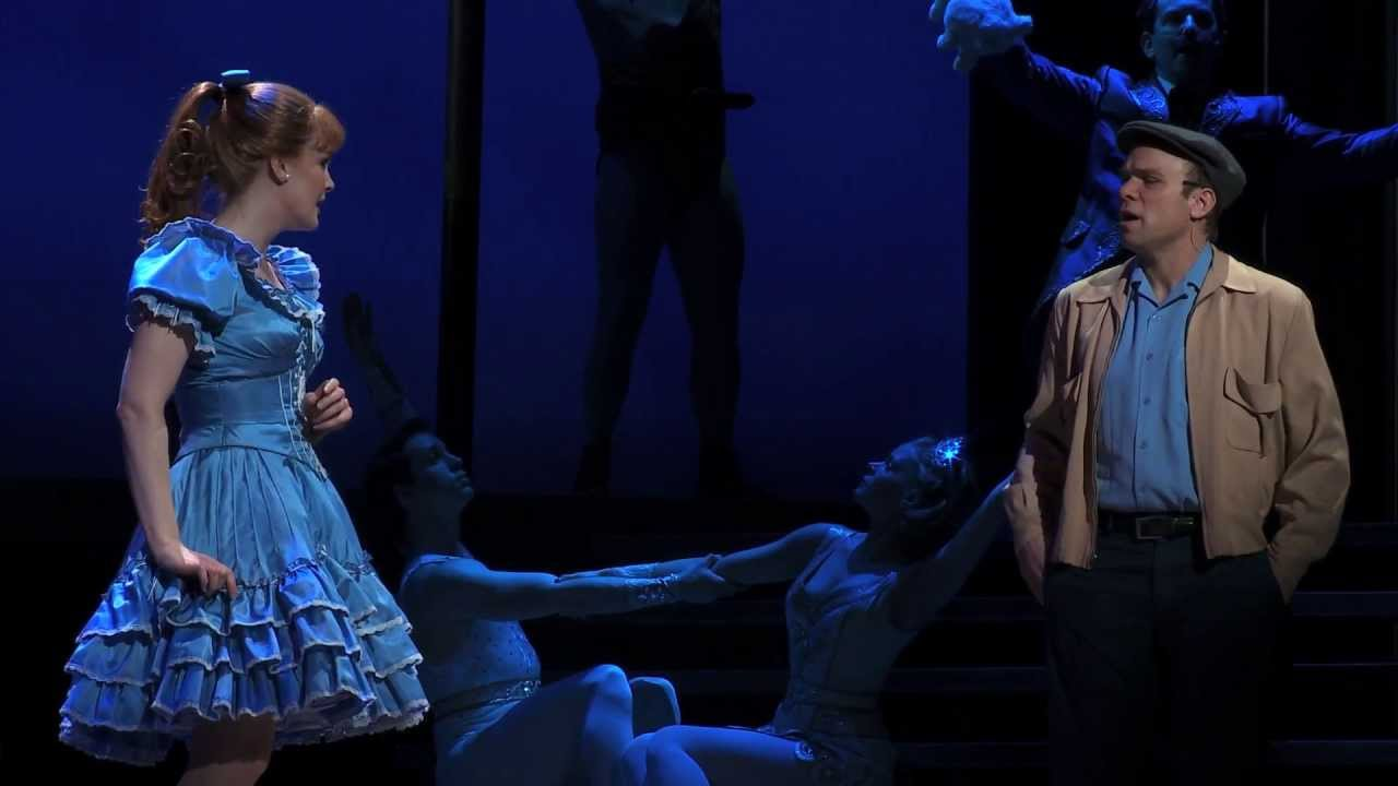 Time Stops From Big Fish On Broadway Youtube