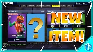 NEW ITEMS | Fortnite Battle Royale - Item shop 22nd April 2018 NEW SKINS!