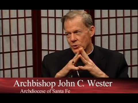 12th Archbishop of Santa Fe  John C. Wester - pt.1
