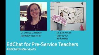 EdChat for Pre-Service Teachers
