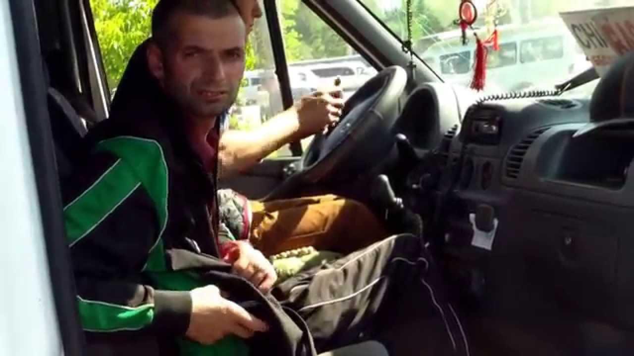 Șofer de Basarabeasca, fură de la stat și de la mine…