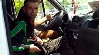 Șofer de Basarabeasca, fură de la stat și de la mine... - Curaj.TV