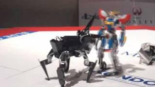 Robo-One Half-Time Fun #1