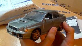 Посылка от подписчиков №525,526. Subaru Impreza WRX