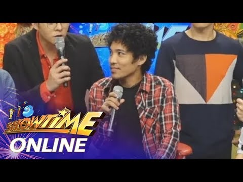 It's Showtime Online: TNT Luzon contender Jamir Camases is a CCTV technician