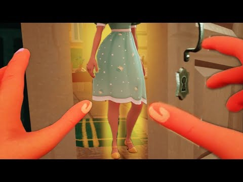 PLAY AS THE NEIGHBORS CHILD AND REVEALING HIS WIFE! || Hello Neighbor Hide & Seek (ENDING)