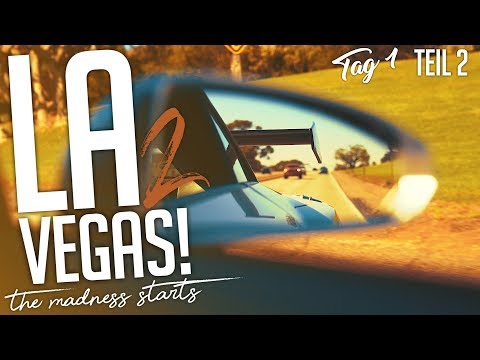 JP Performance - Los Angeles to Vegas!   the madness starts   Tag 1   Teil 2
