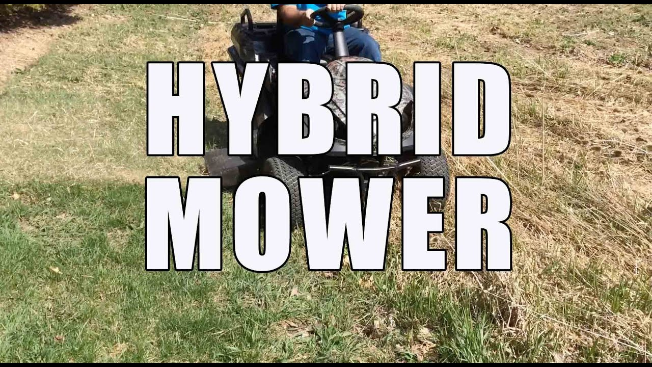 Raven Mpv 7100 S Hybrid Atv Mower Generator