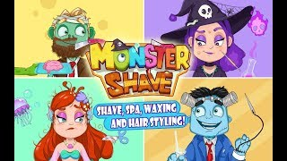 Crazy Monster Shave Salon - Android gameplay Doctor Games best top games