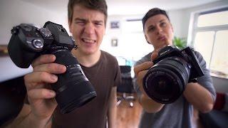 Teure Kamera vs. Teures Objektiv: Was bringt beim Filmen mehr? - felixba