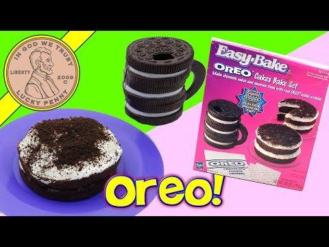Betty Crocker Watch It Bake Oven - Oreo Easy Bake Layer Cake