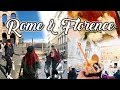 🇮🇹ROME & FLORENCE Italy   Food, Sightseeing, Culture + more!   EUROPE TRAVEL VLOG