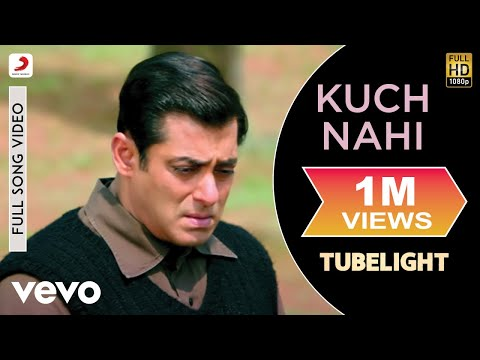 Kuch Nahi Song Lyrics From Tubelight