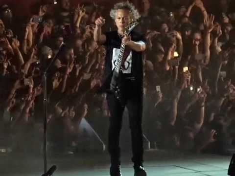 Metallica - Sad But True - Gillette Stadium - Foxboro, MA 5-19-2017