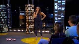 Enissa Amani findet reimende Nazis niedlich - Comedy Tower