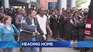 Officer Shot In Brooklyn Released From Hospital