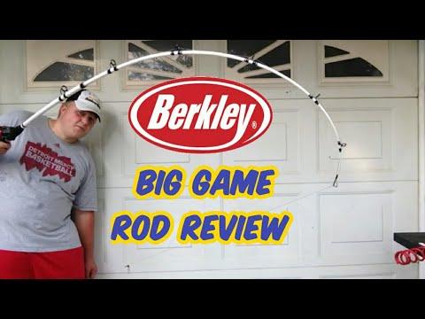 Berkley Big Game Rod Review