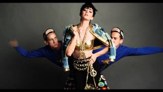 Katy Perry and Jeremy Scott for Moschino Fall/Winter 2015!