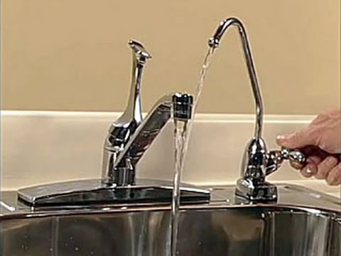 How to Install a Below-Counter Water Filtration System