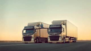 SYNTH HAPPENS - Challenger (Official Volvo Truck Commercial)