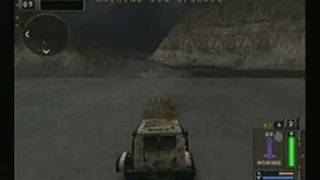 Twisted Metal Black Gameplay SweetTooth