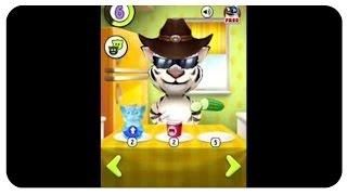 Говорящик кот ТОМ. Android игра.. play marker скачать игры бесплатно.