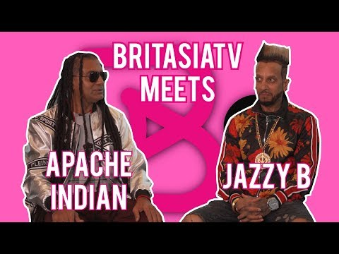 Britasia Tv Meets  Interview With Jazzy B And Apache Indian