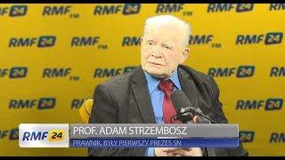 Strzembosz: Jeżeli nowa KRS spełni wszystkie oczekiwania ministra Ziobry, to będzie katastrofa