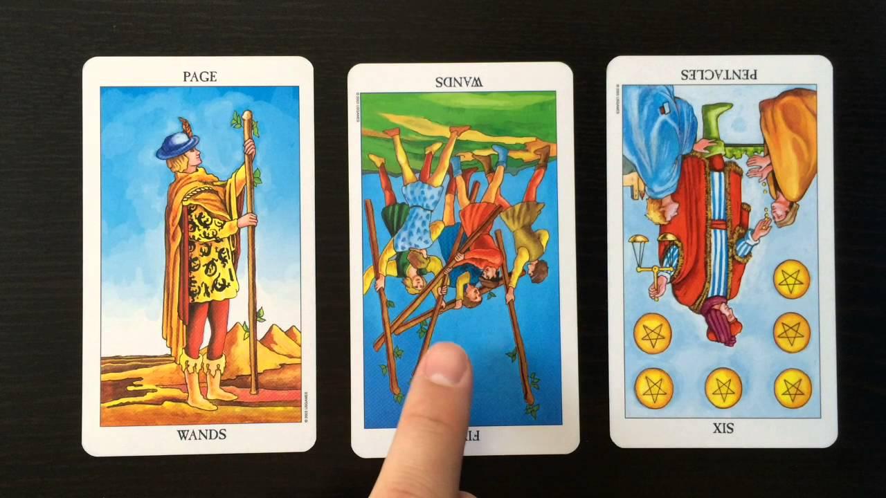 Tarot Reading 18 January 2016 Psychic Tarot Cards and Numero