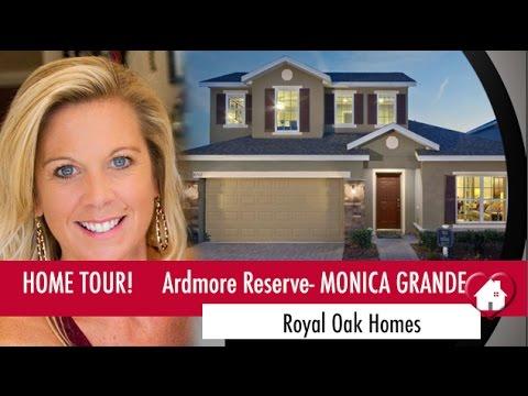 New Homes Minneola Florida Monica Grande at Ardmore Reserve by Royal Oak Homes