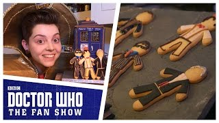 How To Make Doctor Who Cookies - Doctor Who: The Fan Show