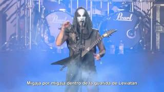 Download Video Behemoth - Blow Your Trumpets Gabriel [Live Bloodstock 2016 HD] (Subtítulos Español) MP3 3GP MP4