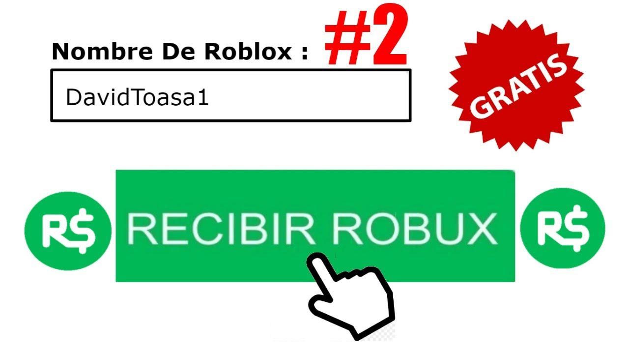 ⭐️SEGUNDA PÁGINA DE ROBUX GRATIS⭐️COMO TENER ROBUX GRATIS ...