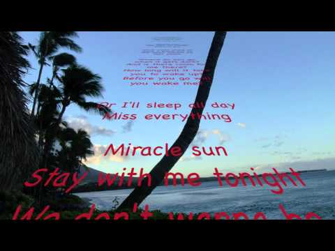 Miracle Sun by Anthony Green