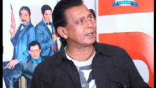 Mithun Chakroborty attends Don Muthuswami Media Meet