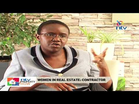 NTV Property show Women in real estate: Constructor