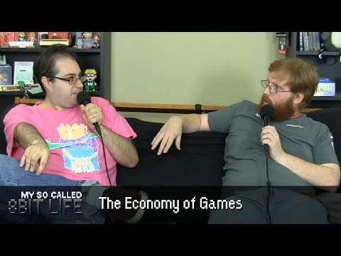 The Economy of Games w/ Matt Campbell - My So Called 8bit Life Episode 305