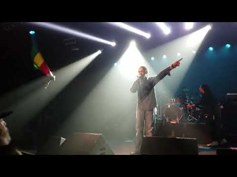 Damian Marley. Time Travel. Portland,Oregon. 10/4/17