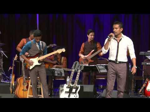 Mustafa Mustafa - Jermiah's Guitar Arangetram - September 6th 2014