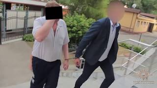 В Калининградской области задержан подозреваемый в распространении детской порнографии
