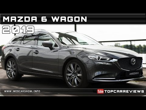 2019 MAZDA 6 WAGON Review Rendered Price Specs Release Date