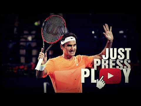 Roger Federer - The Legend Continues (HD)