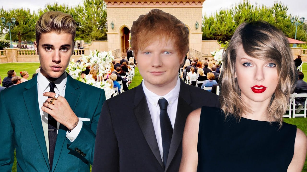 Download Top 9 Celebrity Wedding Crashers! | Hollywire