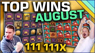 Top 10 Slot Wins of August 2019