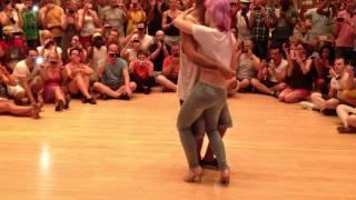 Albir Rojas & Sara Lopez @ SSD 2013 Rovinj, Croatia HD