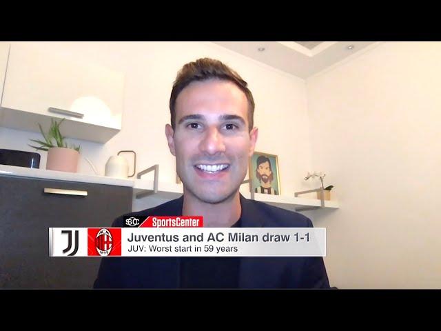 Adriano on ESPN SportsCenter (20/09/21)